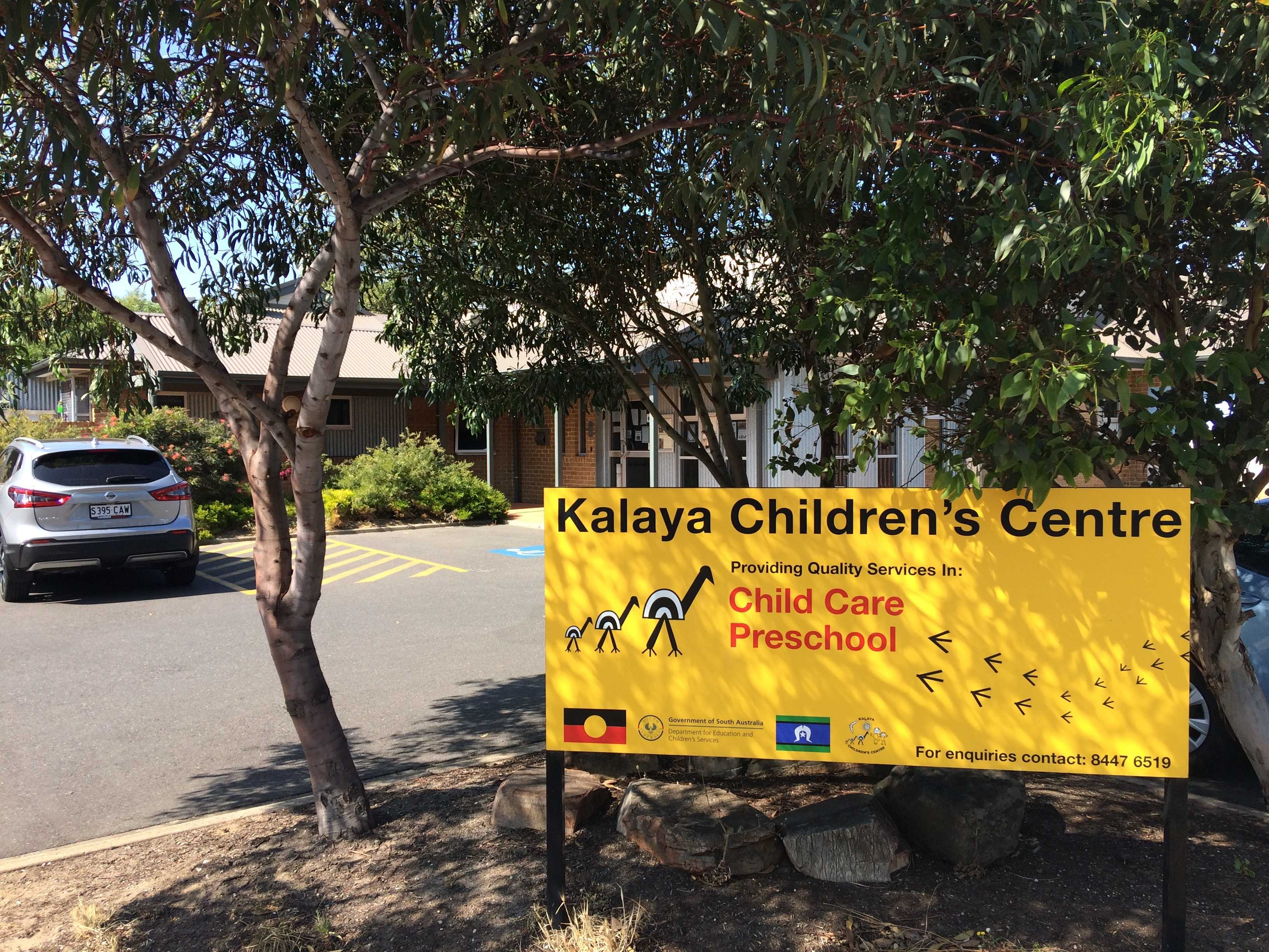 Parent information session at Kalaya Children's Centre, Adelaide